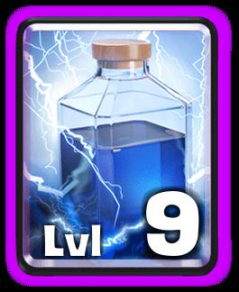 lightning Level 9
