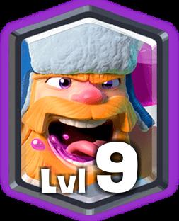 lumberjack Level 9