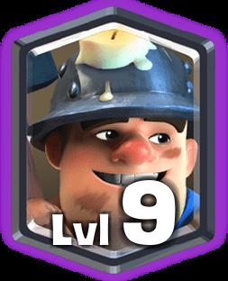 miner Level 9