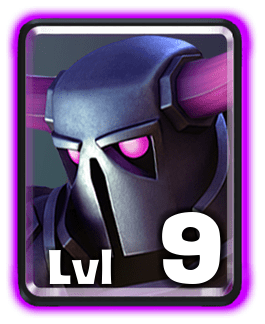 pekka Level 9