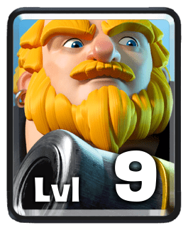 royal_giant Level 9